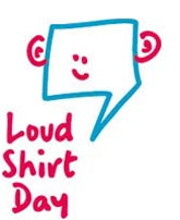 First Voice -  Loud Shirt Day